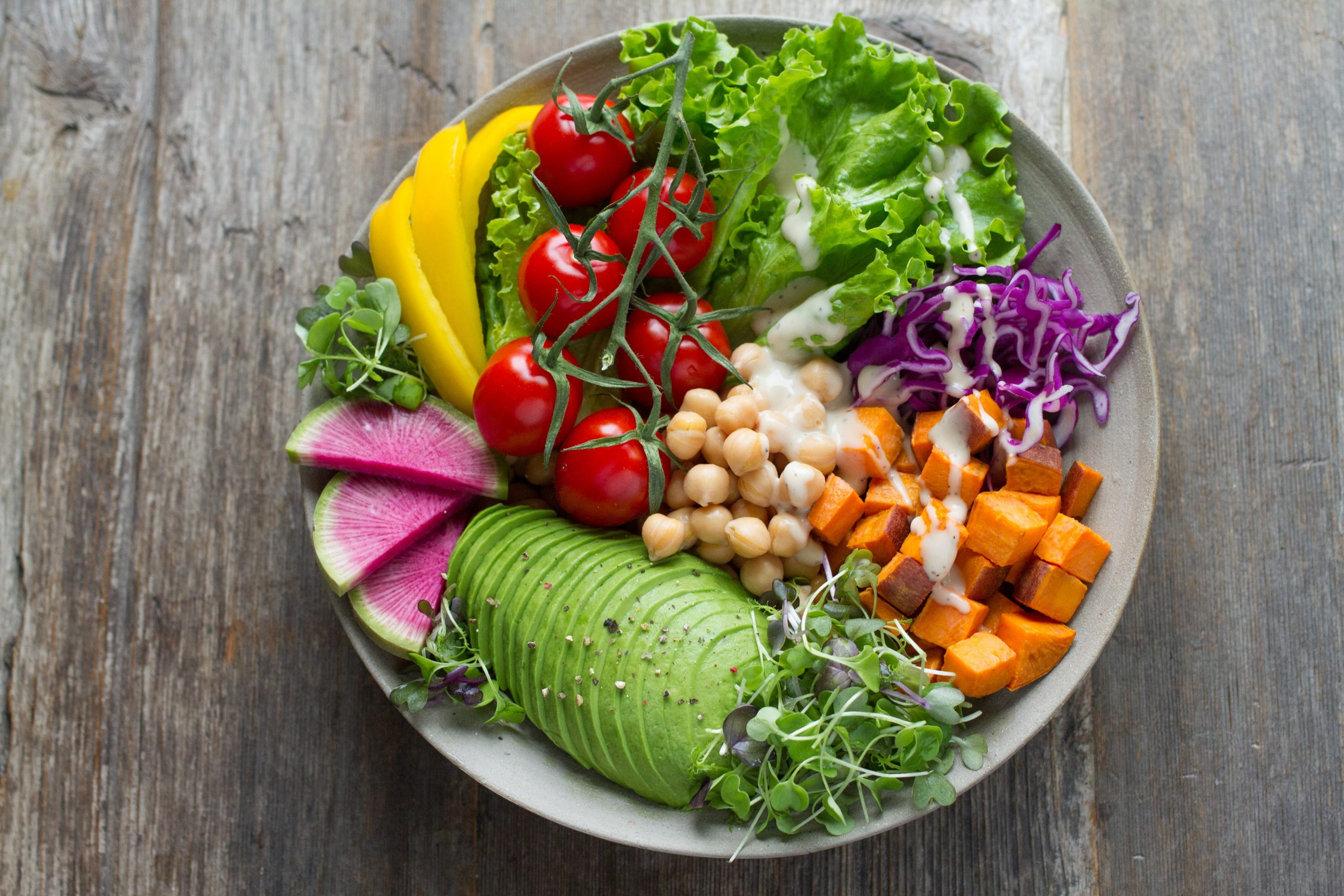 Healthy salad which is in affordable price
