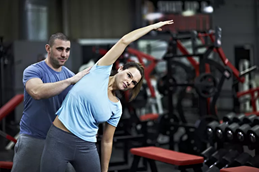 personalized training provide