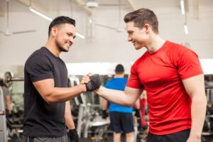Overall goal to be a community and give our gym users the best experience