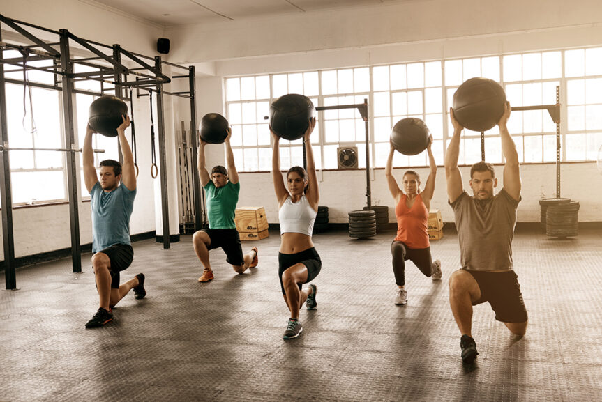 LOW BUDGET FITNESS BY PSB