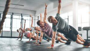 PSB fitness