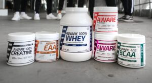 PSB Fitness Products: Whey Protien
