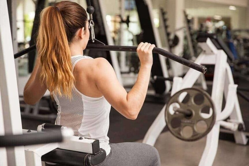 Five Gym Machines are best for Lifetime Fitness.