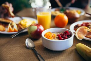 nutrition for students